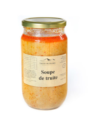 Packshot Soupe Truite Banka